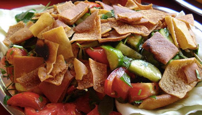 fatus salad