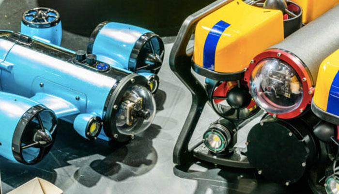 submarine drone