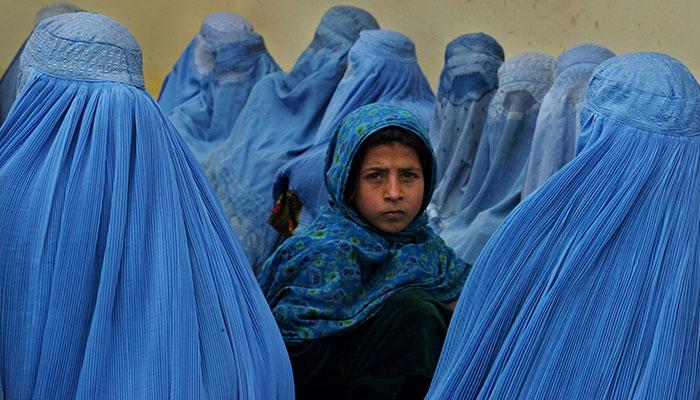 afganistan women