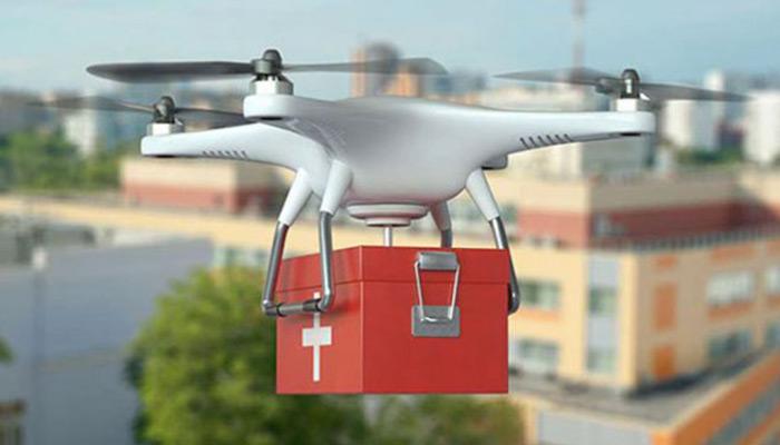 drone farmaka