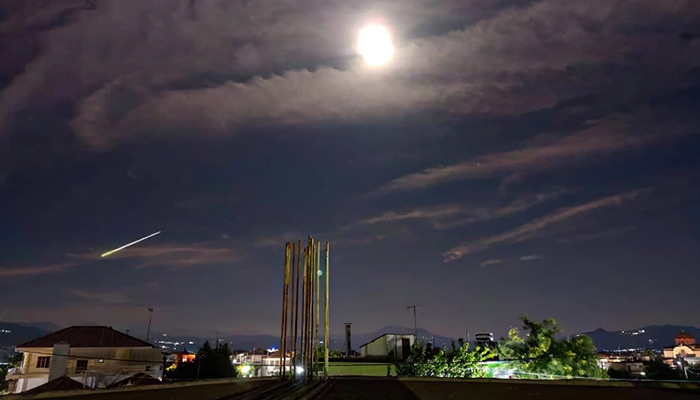 meteoro athina