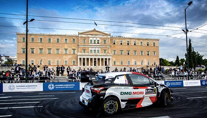 rally acropolis2021