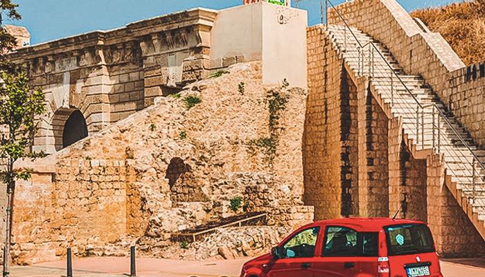 Ενετικά Τείχη στο Ηράκλειο